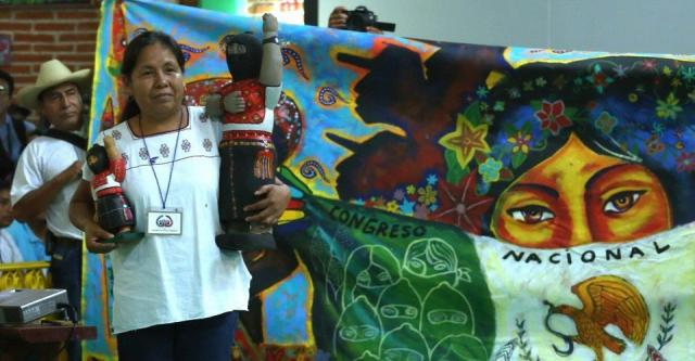 Mexico: indigenous movement seeks presidency