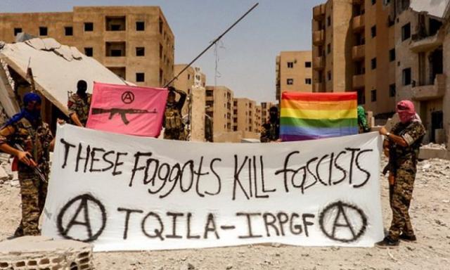 Raqqa endgame heightens Kurdish contradictions