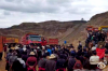 Tibetans clash with police in mine protest