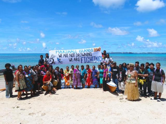 Climate change 'single greatest threat' to Pacific