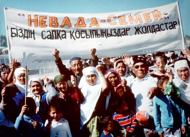 Podcast: Legacy of Kazakh-Shoshone solidarity