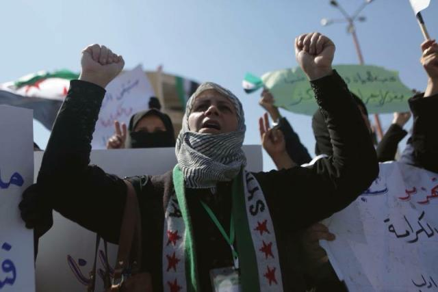 Idlib is not a 'terrorist enclave'